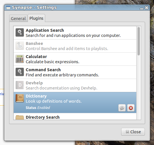 Lubuntu Guide: Synapse Application Launcher (3/6)