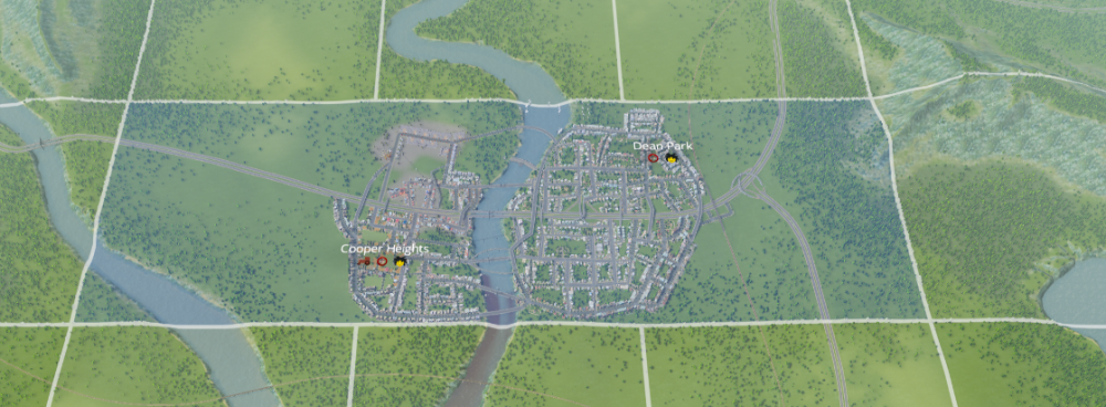 Review and Tips: Cities: Skylines (3/6)